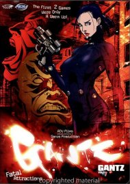 Gantz: Volume 7 - Fatal Attractions Movie