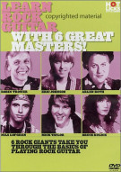 Learn Rock Guitar With 6 Great Masters! Movie