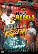 Black Rebels / Murder In Mississippi Movie