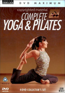 Complete Yoga And Pilates Movie