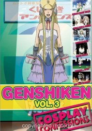 Genshiken: Cosplay Confessions - Volume 3 Movie