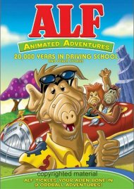 Alf Animated Adventures: 20,000 Years In Driving School Movie