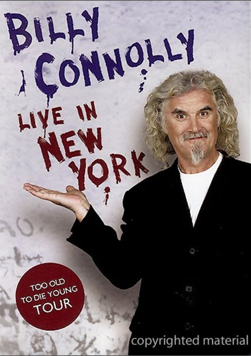 Billy Connolly: Live In New York Movie