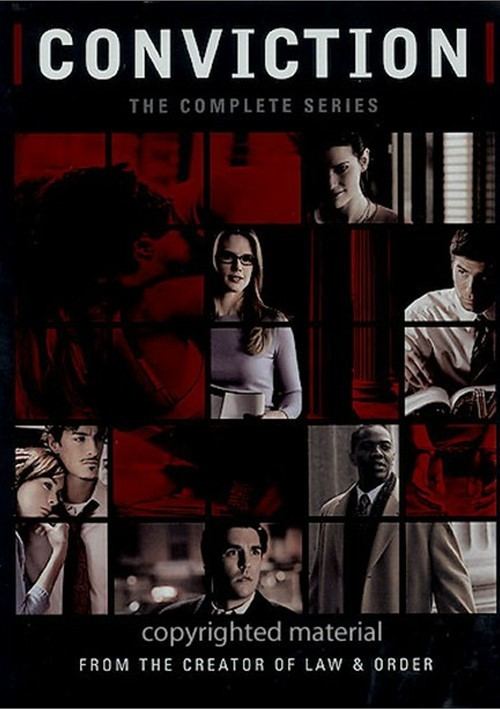 Conviction: The Complete Series Movie