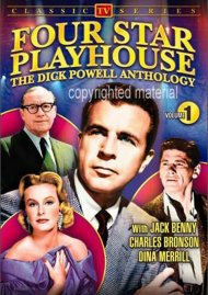 Four Star Playhouse: The Dick Powell Anthology - Volume 1 Movie