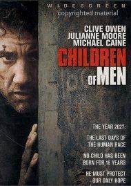 Children Of Men (Widescreen) Movie