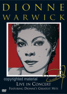 Dionne Warwick: Live In Concert Movie