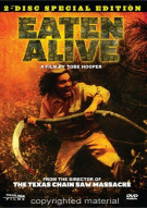 Eaten Alive: 2-Disc Special Edition Movie