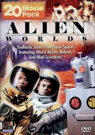 Alien Worlds: 20 Movie Pack Movie