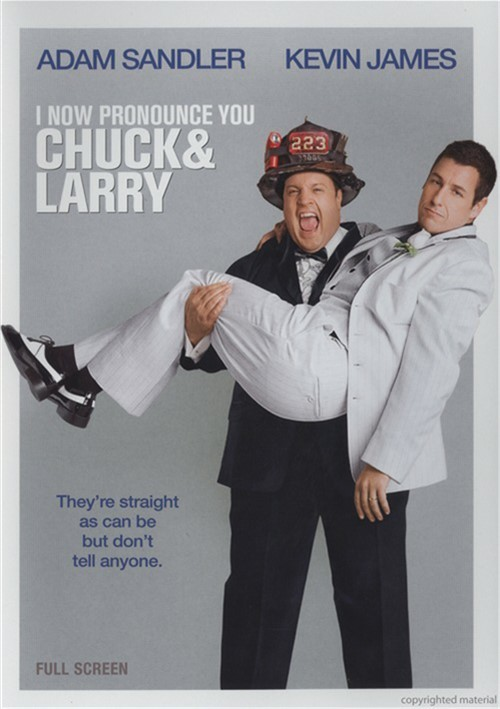 I Now Pronounce You Chuck & Larry (Fullscreen) Movie