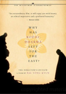 Why Has Bodhi-Dharma Left For The East? Movie