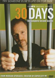 30 Days: The Complete Second Season Movie