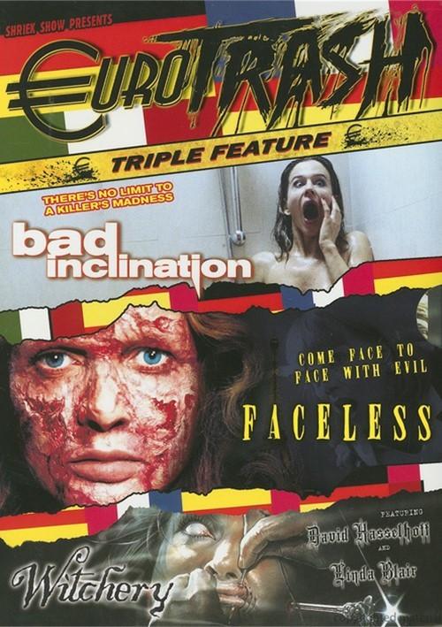 Euro Trash Triple Feature Movie