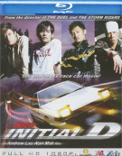 Initial D Blu-ray