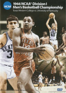 1966 NCAA Championship: Texas Western Vs. Kentucky Movie