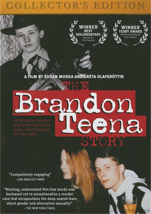 Brandon Teena Story, The: Collectors Edition Movie