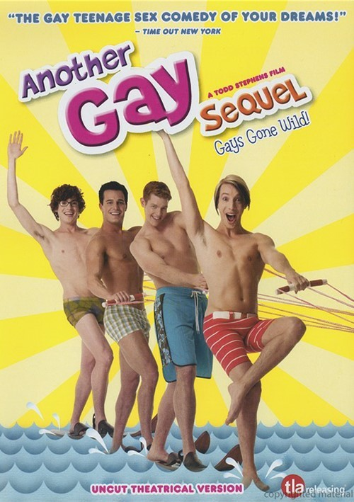 Another Gay Sequel: Gays Gone Wild - Uncut Movie