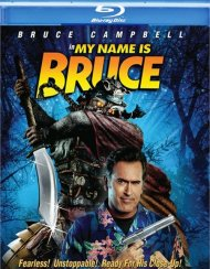 My Name Is Bruce Blu-ray