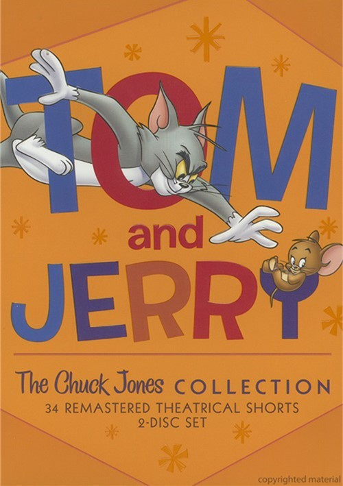 Tom And Jerry: The Chuck Jones Collection Movie
