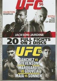 UFC 95 / 96 Movie
