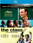Class, The Blu-ray