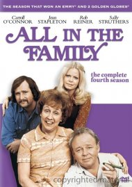 All In The Family: The Complete Fourth Season (Repackaged) Movie