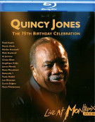 Quincy Jones: The 75th Birthday Celebration - Live At Montreux 2008 Blu-ray