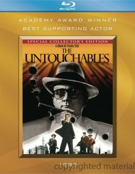 Untouchables, The (Academy Awards O-Sleeve) Blu-ray