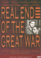 Real End Of The Great War Movie