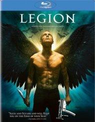 Legion Blu-ray