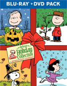 Peanuts: Deluxe Holiday Collection Blu-ray