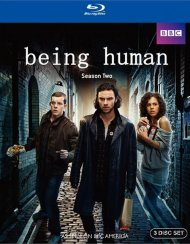 Being Human: Season Two Blu-ray