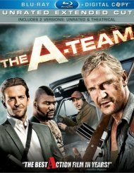 A-Team, The: Unrated Extended Cut Blu-ray