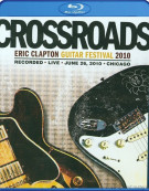 Eric Clapton: Crossroads Guitar Festival 2010 Blu-ray