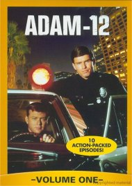 Adam-12: Volume One Movie