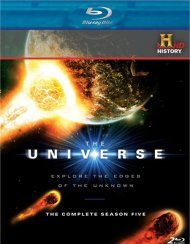 Universe, The: The Complete Season Five Blu-ray