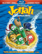 Jonah: A Veggie Tales Movie (Blu-ray + DVD Combo) Blu-ray