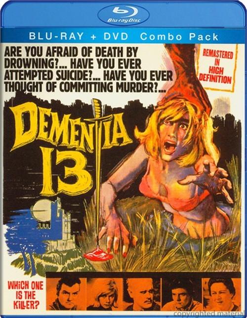 Dementia 13 (Blu-ray + DVD Combo) Blu-ray
