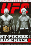 UFC 124: St. Pierre Vs. Koscheck 2 Movie