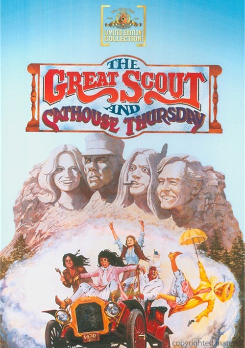 Great Scout And Cathouse Thursday, The Movie