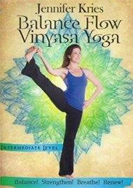Balance Flow: Intermediate Vinyasa Yoga With Jennifer Kries Movie