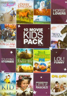 10 Features Kids Movie Pack Vol. 3 Movie