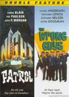 Night Patrol / The Wrong Guys (Double Feature) Movie