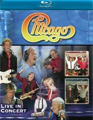 Chicago: Live In Concert Blu-ray