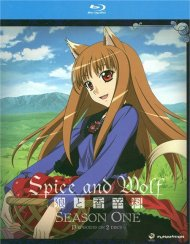 Spice And Wolf: Season One Blu-ray