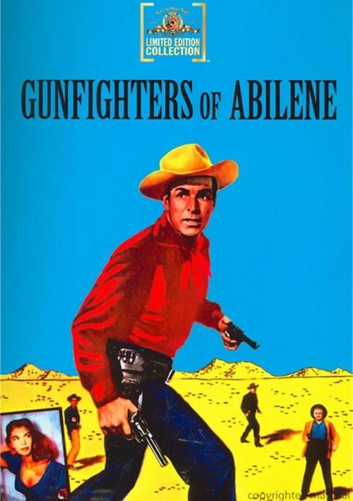 Gunfighters Of Abilene  Movie