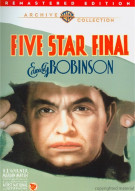 Five Star Final Movie