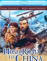High Road To China Blu-ray