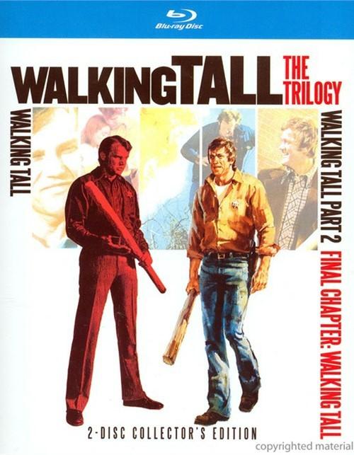 Walking Tall: The Trilogy Blu-ray