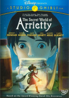 Secret World Of Arrietty, The Movie